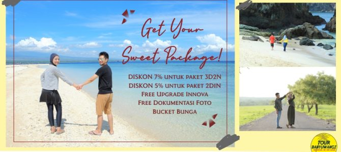 PROMO PAKET HONEYMOON