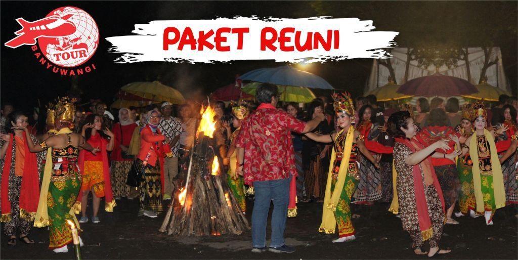 paket reuni di banyuwangi, tour wisata banyuwangi, destinasi pariwisata banyuwangi