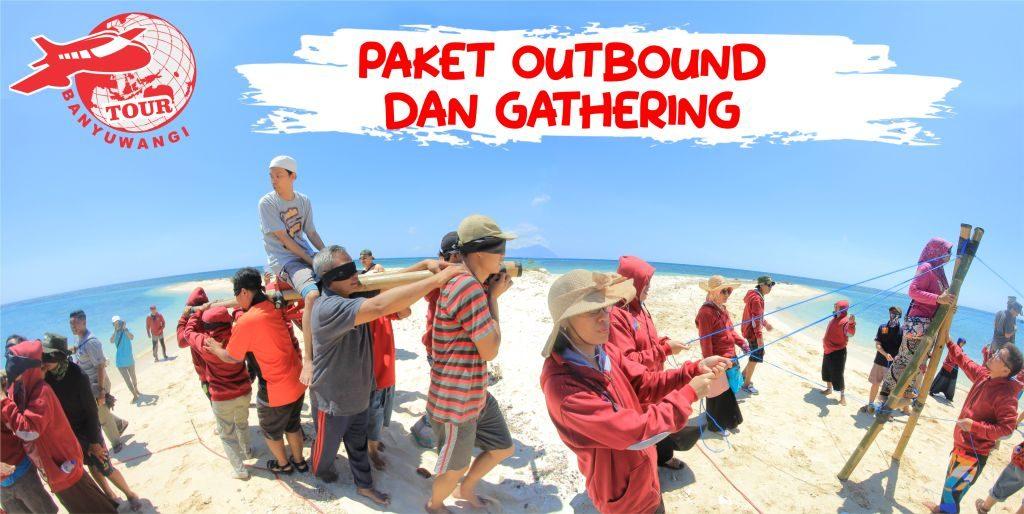 paket gathering wisata, paket travel gathering, gathering kantor