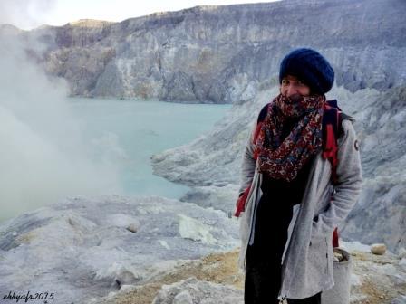tour gunung ijen, tour ijen blue fire, wisata banyuwangi
