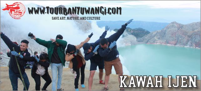 Keindahan Alam Wisata Kawah Ijen Banyuwangi