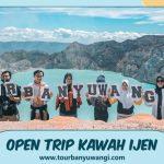 Paket Wisata Kawah Ijen Murah, Open Trip Kawah Ijen, Open Trip Ijen