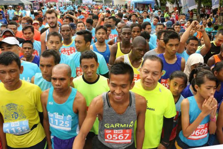 rute banyuwangi international run, banyuwangi international run