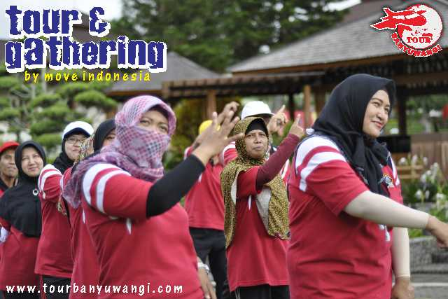 paket gathering banyuwangi,paket family gathering, paket outbound murah dan family gathering