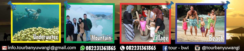 paket wisata banyuwangi, paket tour banyuwangi