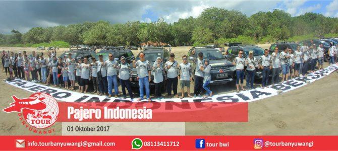 Komunitas Pajero Indonesia Tour to Banyuwangi