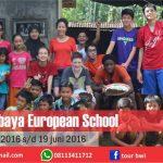 Surabaya Eropean School Trip to Banyuwangi