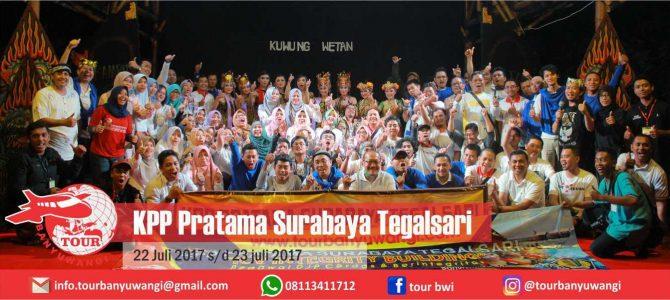 KPP Pratama Surabaya Tegalsari Trip to Banyuwangi with Tour Banyuwangi
