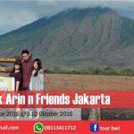 Mbak Arin n Friends Jakarta Trip to Banyuwangi