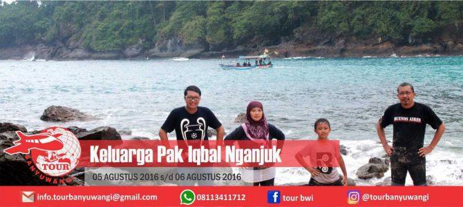 Keluarga Pak Iqbal (Nganjuk) Tour to Banyuwangi