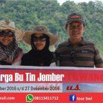 Keluarga Bu Tin Jember Trip to Banyuwangi with Tour Banyuwangi