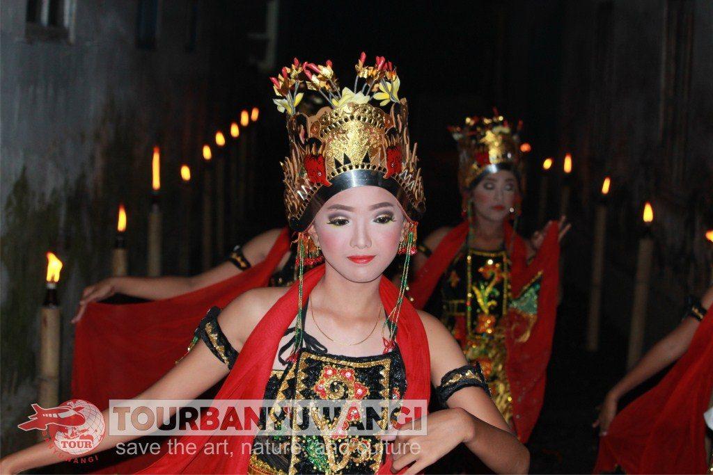 Paket Outbound Gathering Perusahaan, liburan ke Banyuwangi, wisata seni budaya Banyuwangi