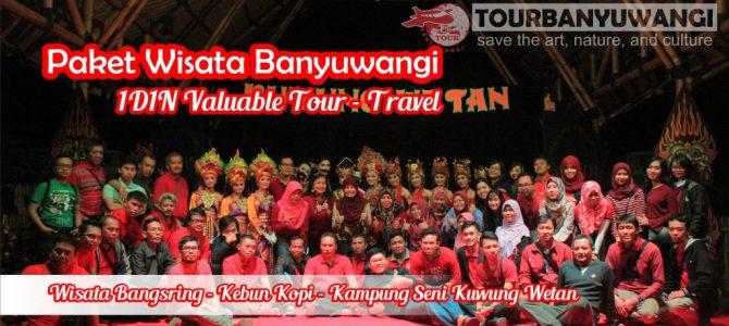 Paket Wisata Banyuwangi 1 Hari 1 Malam Valuable Tour – Travel