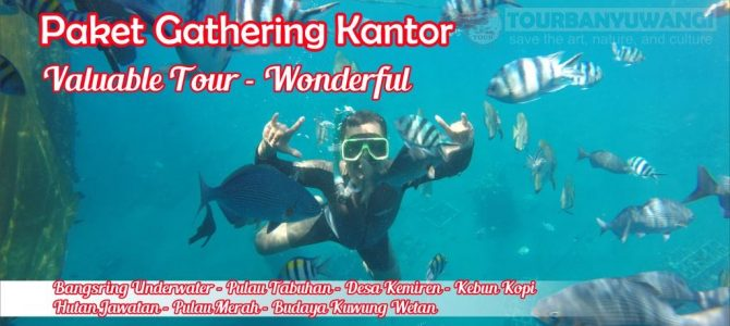 Paket Gathering Kantor di Banyuwangi 2 Hari 1 Malam Valuable Tour – Wonderful