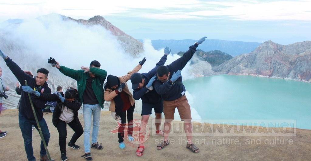 Paket Wisata Banyuwangi 2 hari 1 malam Explore Valuable Tour, Tempat Wisata di Banyuwangi, Kawah Ijen Banyuwangi