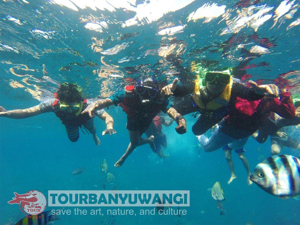 Paket Wisata Banyuwangi, Tempat wisata di Banyuwangi, wisata bangsring banyuwangi