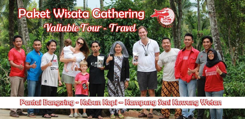 acara gathering perusahaan, destinasi wisata banyuwangi, objek wisata banyuwangi