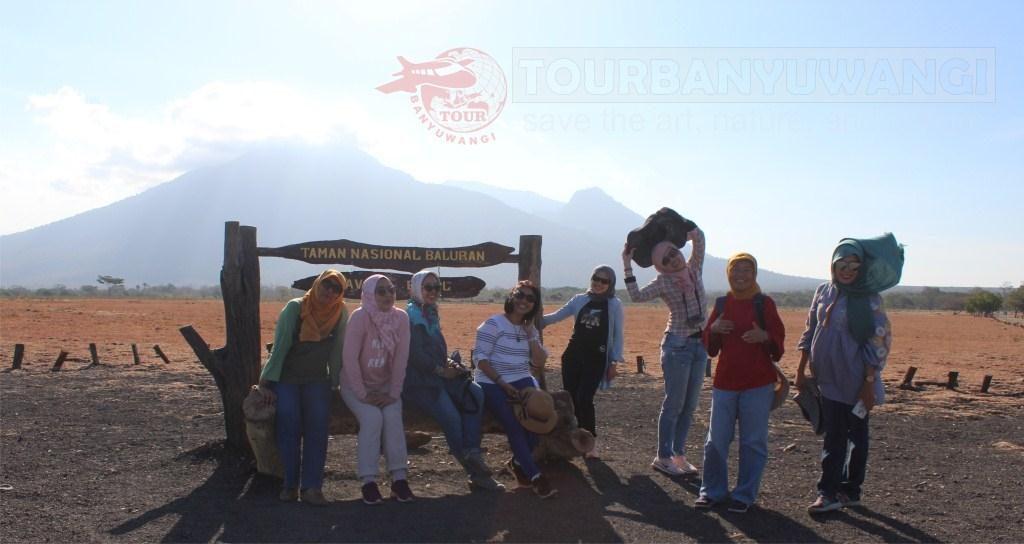 paket gathering kantor, wisata alam banyuwangi, wisata taman nasional baluran