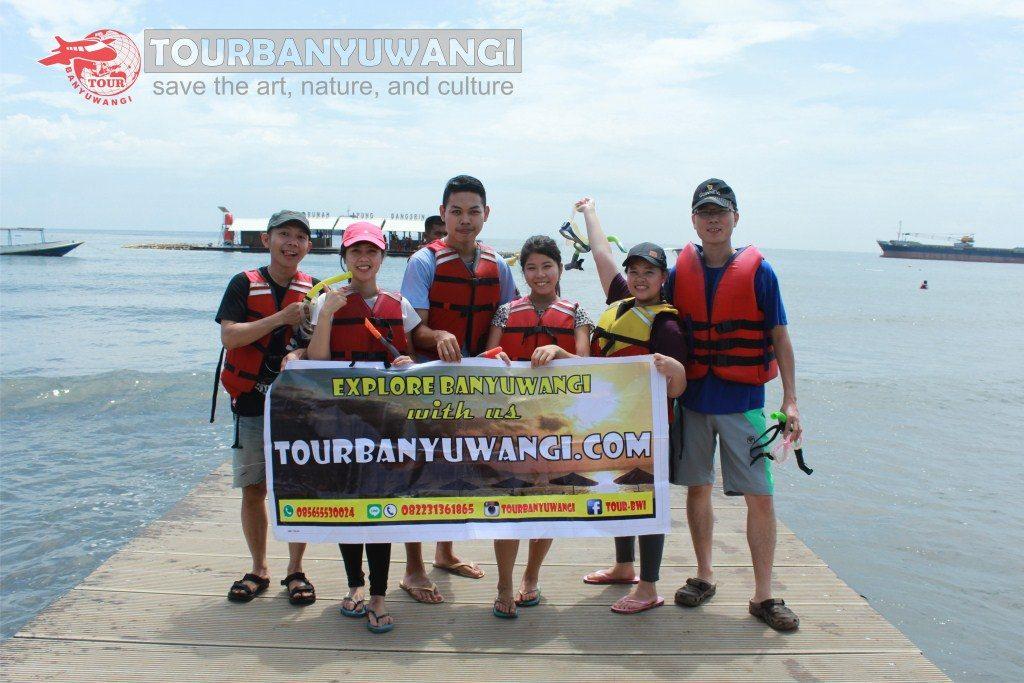 Paket Outbound Gathering Perusahaan, wisata ke Banyuwangi, wisata bangsring