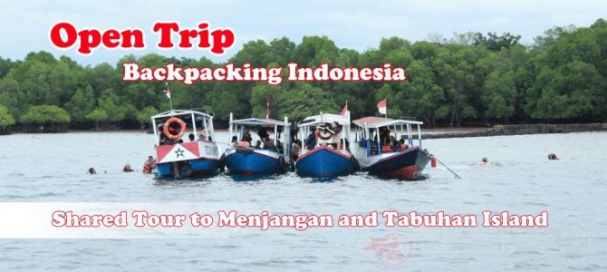 Backpacking Indonesia: Shared Tour to Menjangan and Tabuhan Island