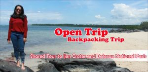 shared tours, Banyuwangi tourism object, most visited destinations