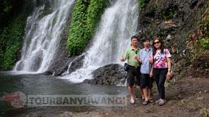 air terjun banyuwangi , obyek wisata banyuwangi , wisata air terjun di banyuwangi