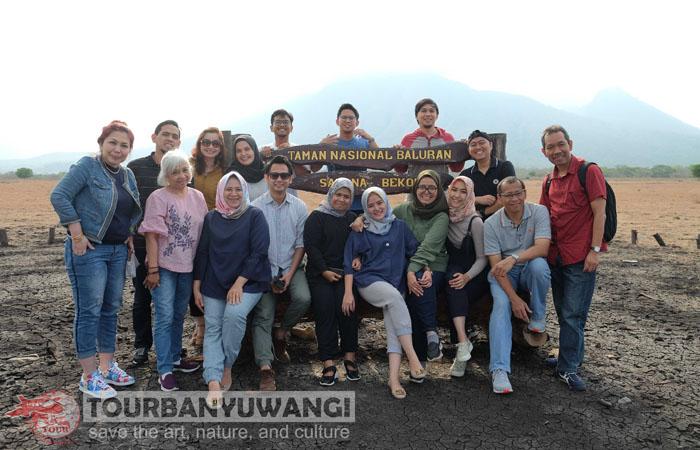 open trip baluran , baluran jatim , paket wisata baluran national park