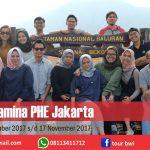 Pertamina PHE Jakarta Trip to Banyuwangi With Tour Banyuwangi