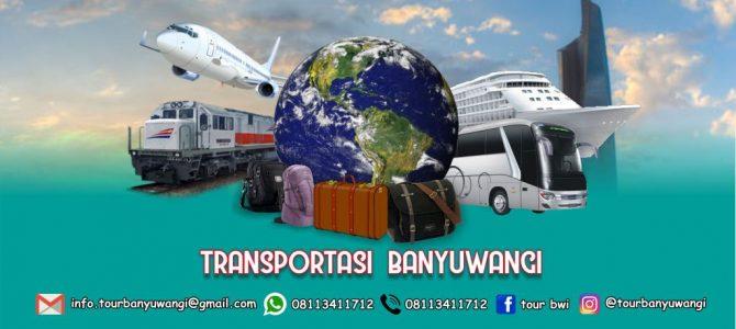 Transportasi ke Banyuwangi Jawa Timur