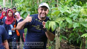 Tur kebun kopi di banyuwangi , Trip kebun kopi banyuwangi , wisata edukasi kampung kopi banyuwangi