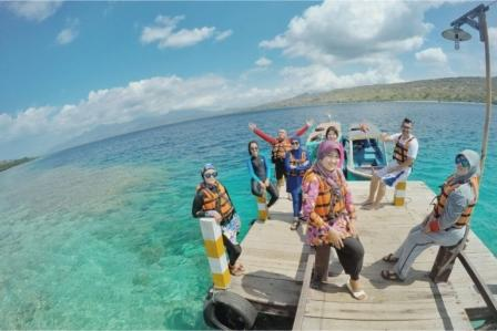 trip banyuwangi, paket pulau menjangan bali, pulau menjangan bali barat