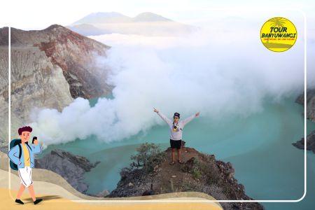 Paket Tour Banyuwangi 2 Hari 1 Malam Kawah Ijen, Blue Fire Ijen Crater, Ijen Banyuwangi
