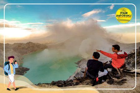 Paket Reguler 3 Hari 2 Malam, Ijen Crater Banyuwangi, Kawah Ijen Banyuwangi