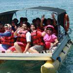 Keeksotisan Pantai Bangsring Banyuwangi