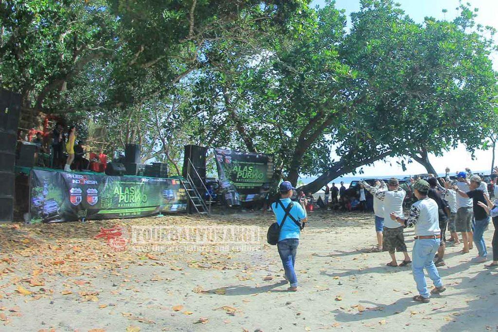 paket touring, pajero indonesia bersatu, alas purwo banyuwangi