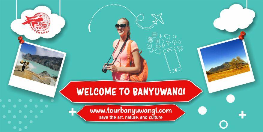 tour operator banyuwangi, agen tour di banyuwangi, poster wisata banyuwangi