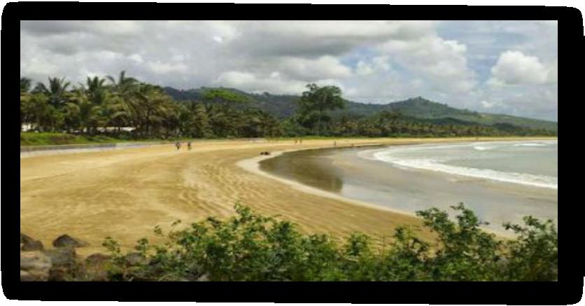 Pantai mustika, pantai mustika wedi ireng