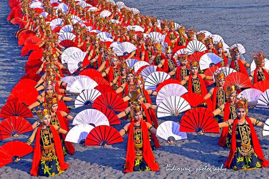 Gandrung banyuwangi, festival gandrung sewu, gandrung banyuwangi