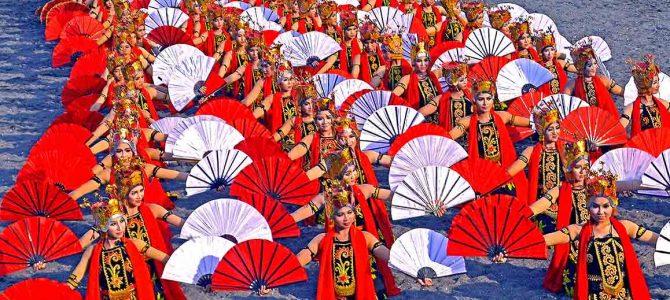 Festival Gandrung Sewu Banyuwangi 2016