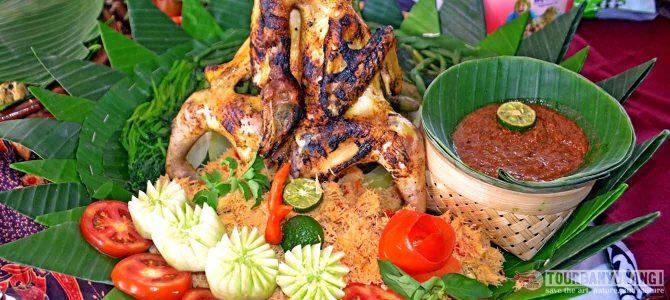 Pecel Pitik Kuliner Khas Banyuwangi