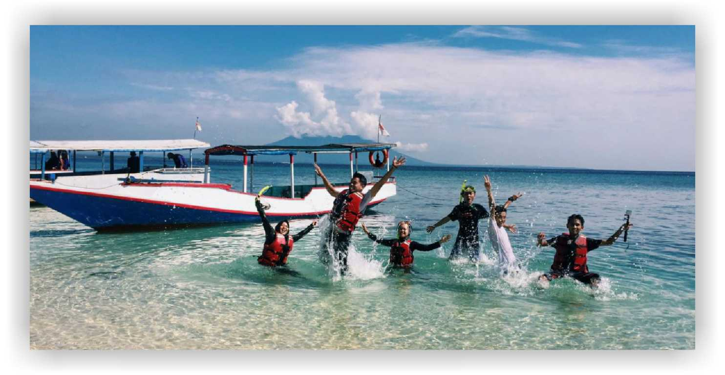 pulau tabuhan backpacker, snorkeling pulau tabuhan, pulau tabuhan, www.tourbanyuwangi.com, 08113411712