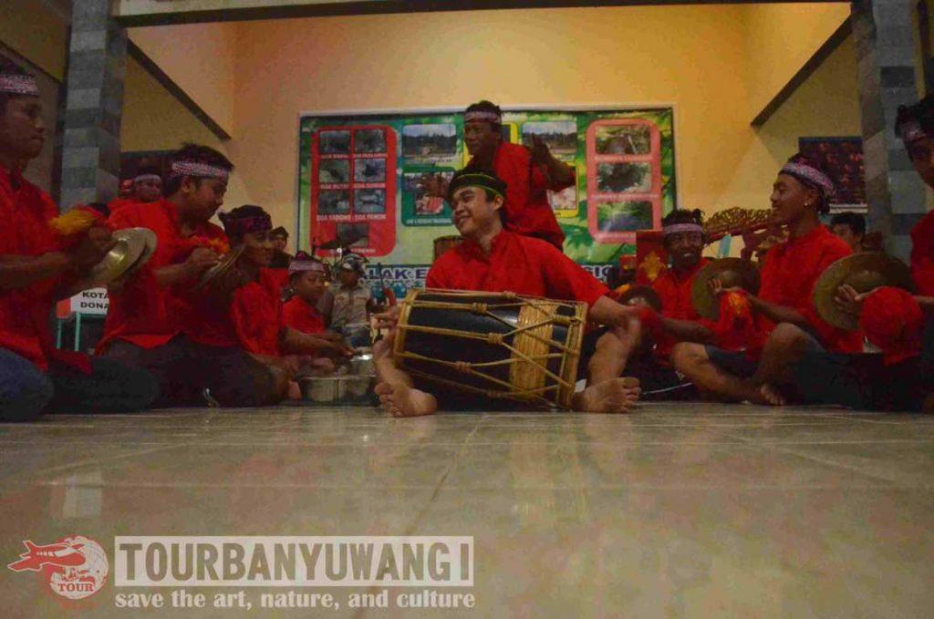 Wisata budaya banyuwangi, songgon banyuwangi