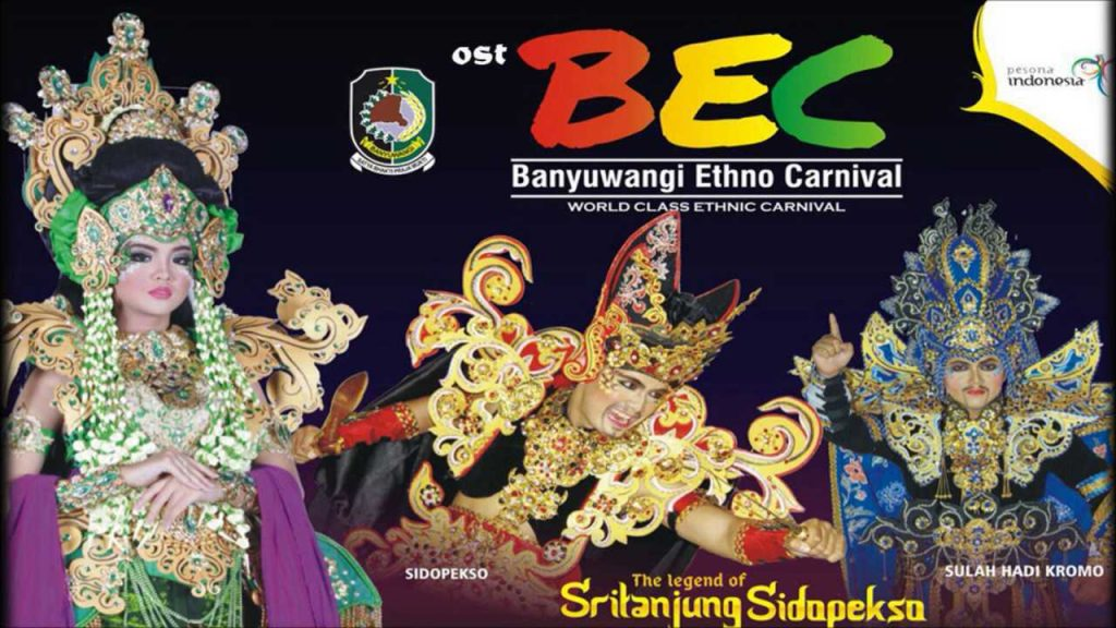 Festival banyuwangi, BEC, banyuwangi festival