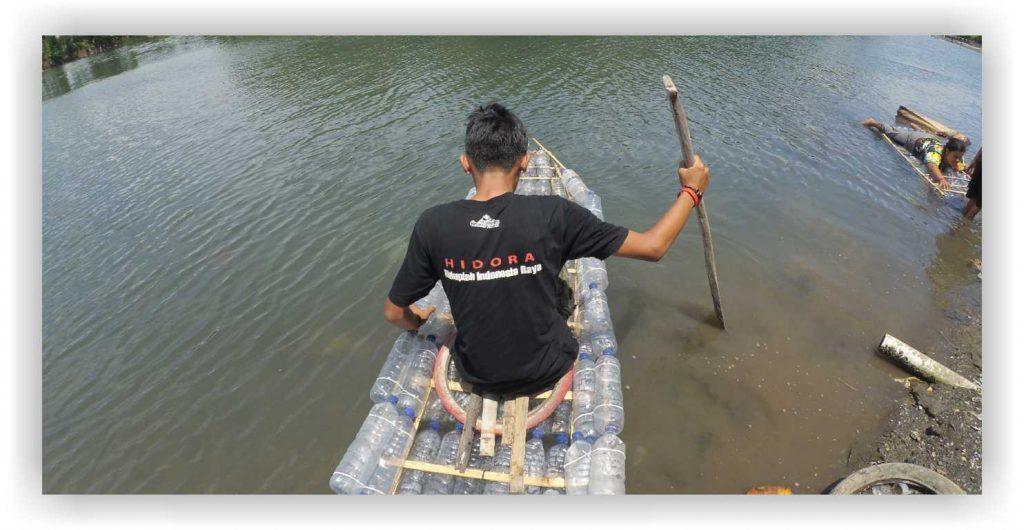 Ecobrick, pulau santen banyuwangi, pemanfaatan barang bekas