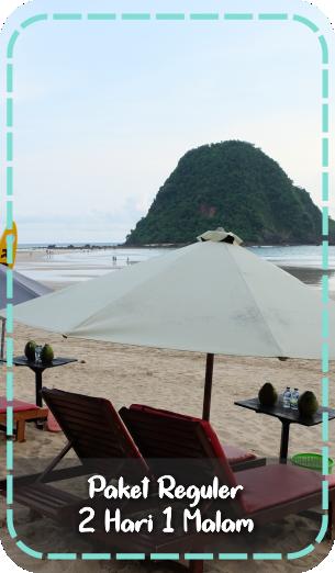 pulau merah, red island, paket wisata banyuwangi 2h1m