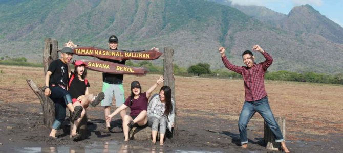 Open Trip Banyuwangi Utara