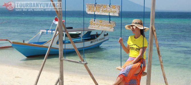 Wisata Pulau Tabuhan Banyuwangi yang Eksotis