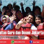 Komunitas Guru dan Dosen Jakarta Trip to Banyuwangi