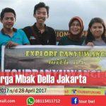 Keluarga Mbak Della Jakarta Tour to Banyuwangi