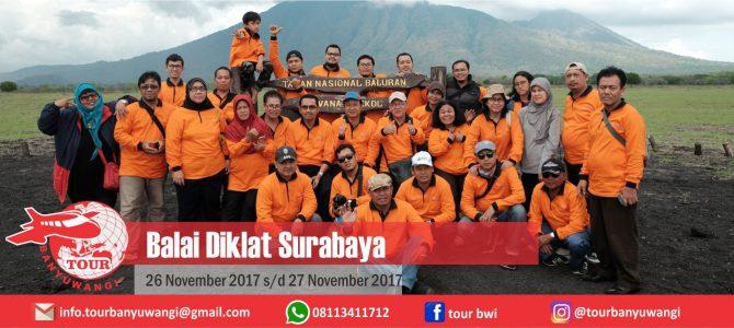 Balai Diklat Surabaya Trip To Banyuwangi With Tour Banyuwangi